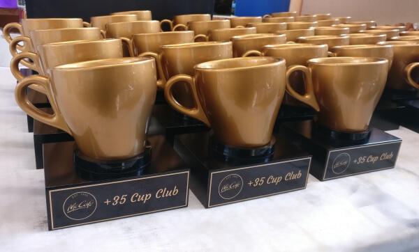 Custom trophies McDonalds