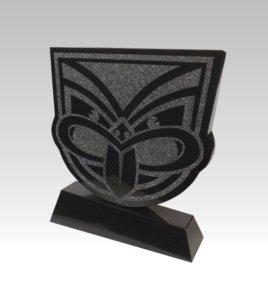 Granite trophy