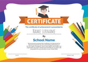 School-certificate